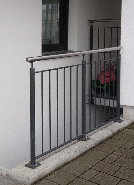 Geländer Kellerabgang