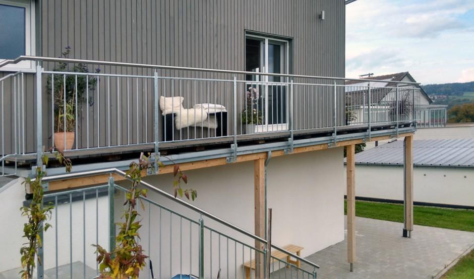 Balkone/Geländer #21