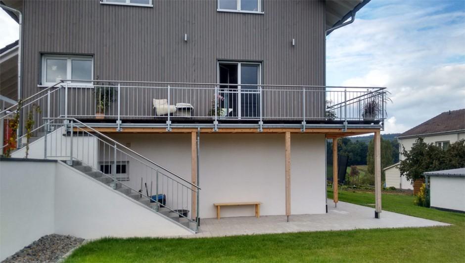Balkone/Geländer #22