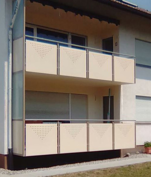 Balkone/Geländer #26