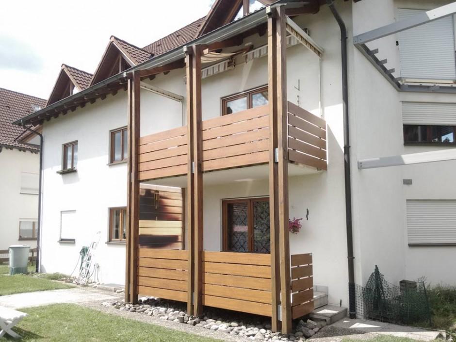Balkone/Geländer #16